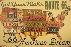 USA & Route 66