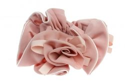 Vintage Pink Decorative Scrunchies