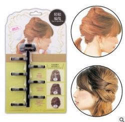 Dish Hair Styling Tool Fashion Accessory Clip Comb
