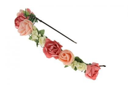 Little flowers headband