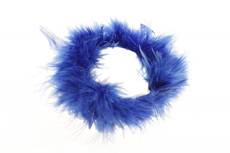 Feather Scrunchie 30a23b702be