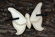 Butterfly Hair pin Bun holders