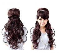 Volume Ponytail Clair beauty